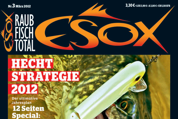 Titelcover ESOX 03/12