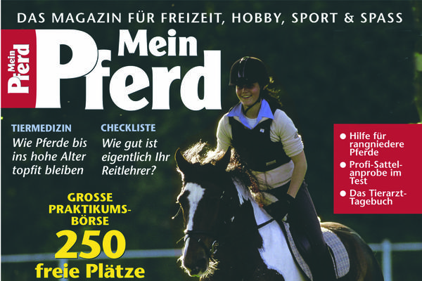 Ab 18. Oktober hat der Hamburger JAHR TOP SPECIAL VERLAG ein neues Special-Interest-Magazin am Start