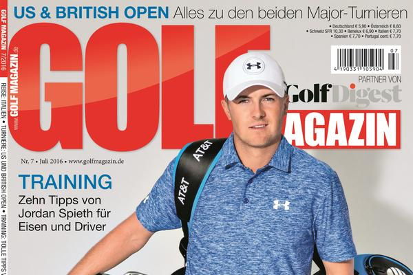 GOLF MAGAZIN Nr. 7/2016